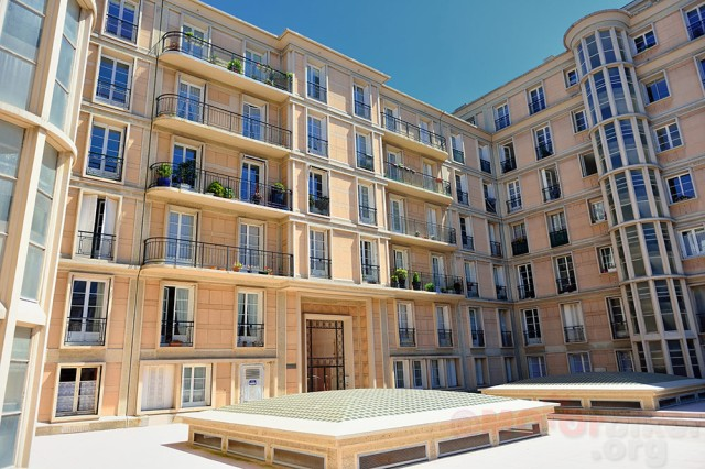 Typical Le Havre Perret Flat